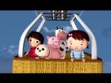 Mr Sun, Sun, Mister Golden Sun! Nursery Rhymes by LittleBabyBum!HD Version
