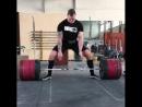 Кшиштоф Вержбицкий,  тяга 370 кг