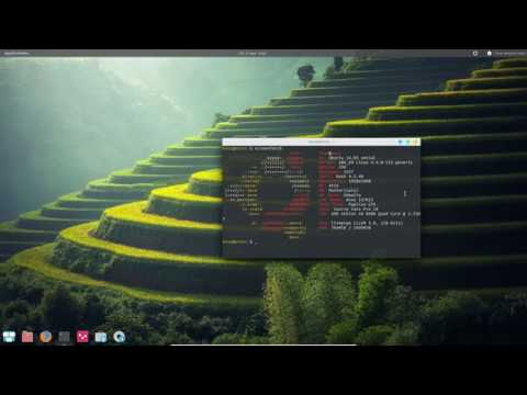 Enso OS 0.2.1 - пару слов о новом дистрибутиве на базе Ubuntu 16.04 LTS.