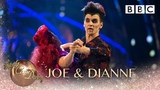 Joe Sugg and Dianne Buswell Foxtrot to Youngblood by 5 Seconds of Summer - BBC Strictly 2018