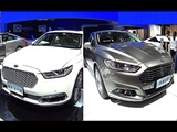 2016, 2017 Ford Mondeo and Ford Taurus Titanium edition, perfect Affordable Sedans + Ford GT