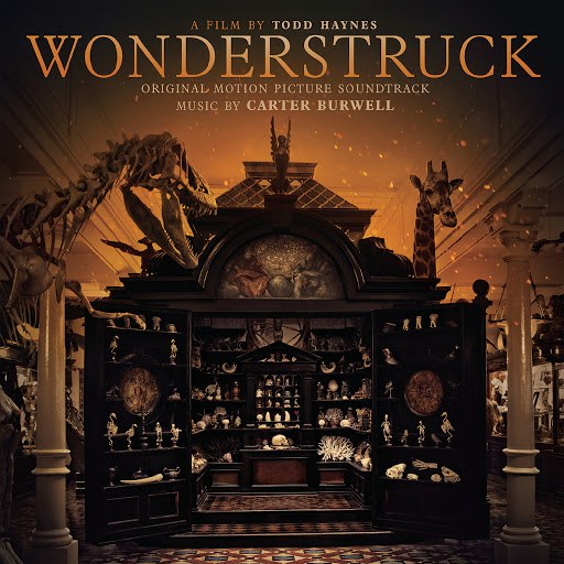 Carter Burwell альбом Wonderstruck (Original Motion Picture Soundtrack)