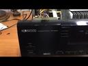 Kenwood KRF-V8010D выключается