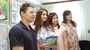 Мурал із козаком Знайомство автора малюнка з художником