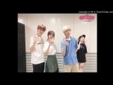 VK 180804 Golden Child @ SBS Power FM Park Sohyun's Love Game Radio