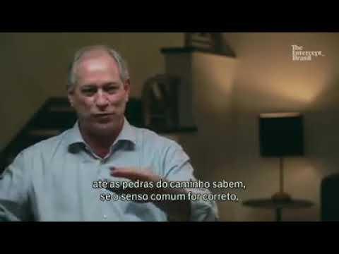 🔴EXCLUSIVO: Ciro Gomes admite que Haddad é pau mandado do Lula🔥