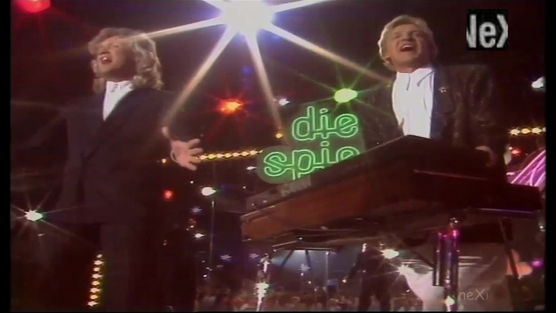 FAIR CONTROL - Symphony Of Love (1986)