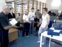 Занял 3 место по армрестлингу среди общежитий БГУ