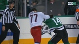 Josh Anderson vs. Jamie Benn on 11122018