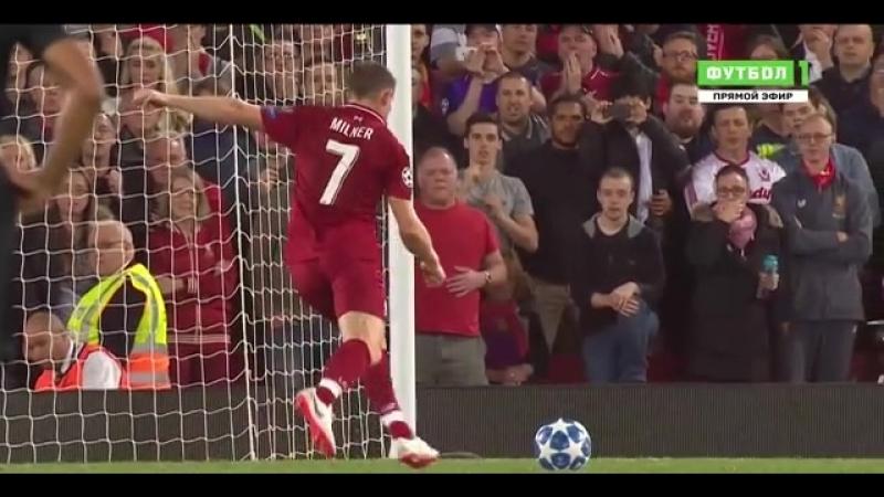 Ливерпуль – ПСЖ 3:2 видео обзор матча