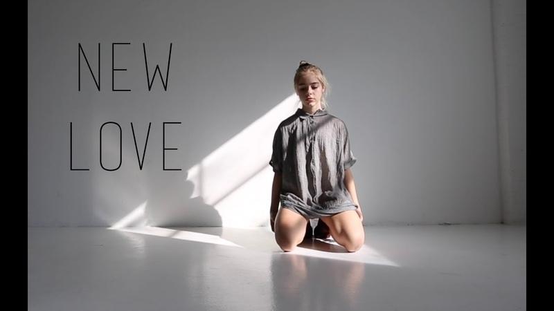 New Love (Arlissa) - contemporary dance - AVERY GAY - Created by EVA NYS