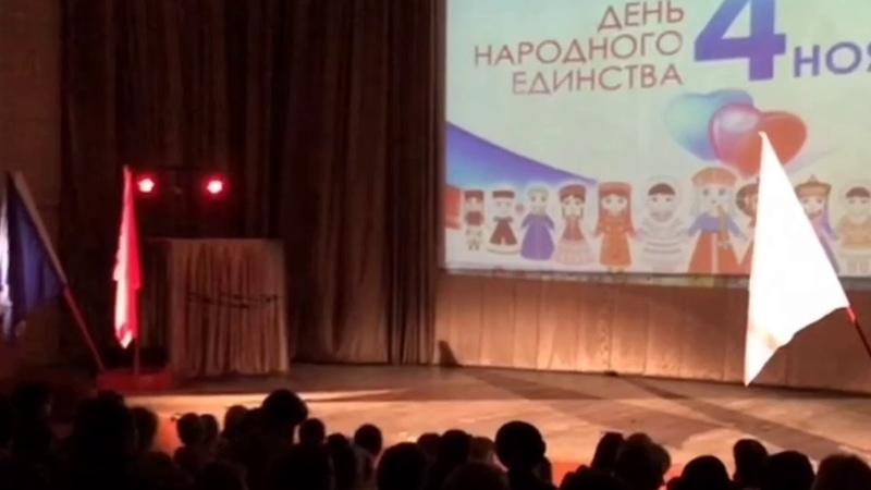Волгоградский танцевальный ансамбль Адана солистка Восканян Лаура