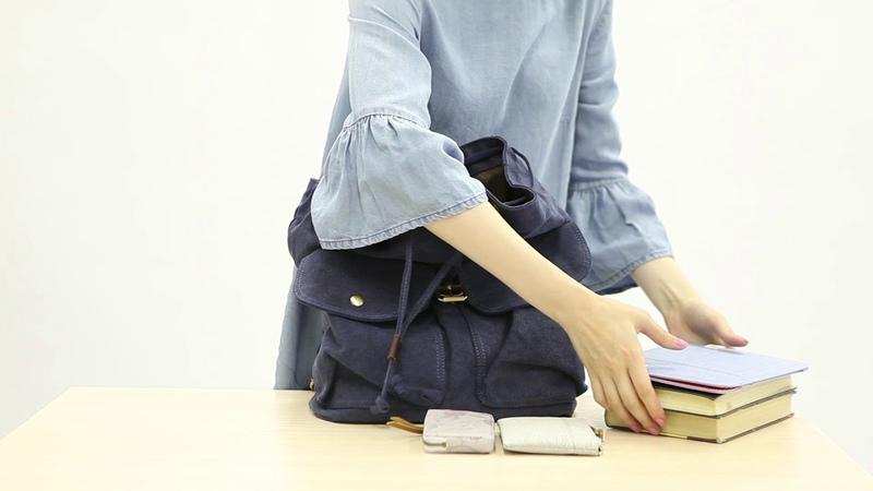 Рюкзак женский городской Kaukko Authentic Bags Co.Ltd FJ17