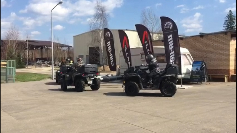 Rkvadro-VIP прокат квадроциклов BRP
