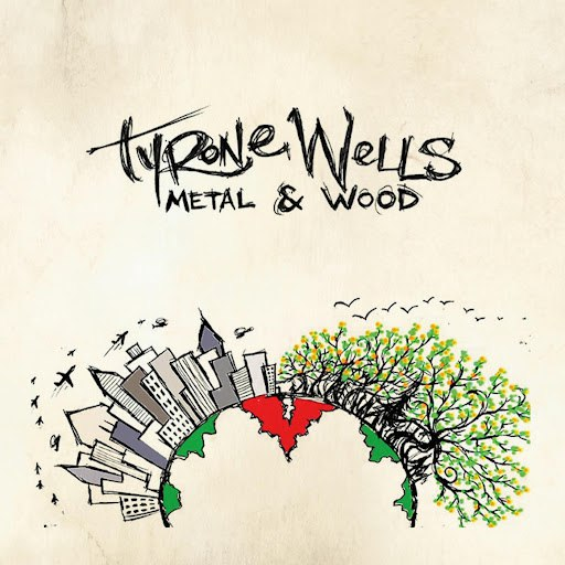 Tyrone Wells альбом Instrumental - Metal & Wood