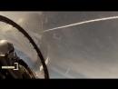 Пуск ракет воздух-воздух AIM-120 AMRAAM _ Истребители F-16 ВВС США