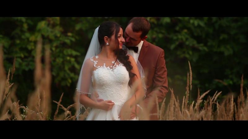 Свадебное видео прекрасной пары 💖