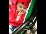 доченька Полина 4 месеца