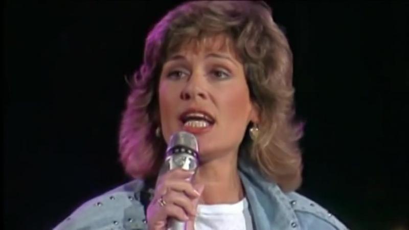 Mary Roos - Ich bin stark nur mit dir 1985 (Die schoensten Liebeslieder der Achtziger, RBB 2017)