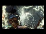 God of War. Кратос против детей Тора