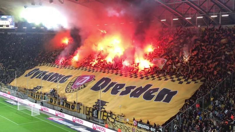 19 10 2018 Dynamo Dresden vs Wismut Aue