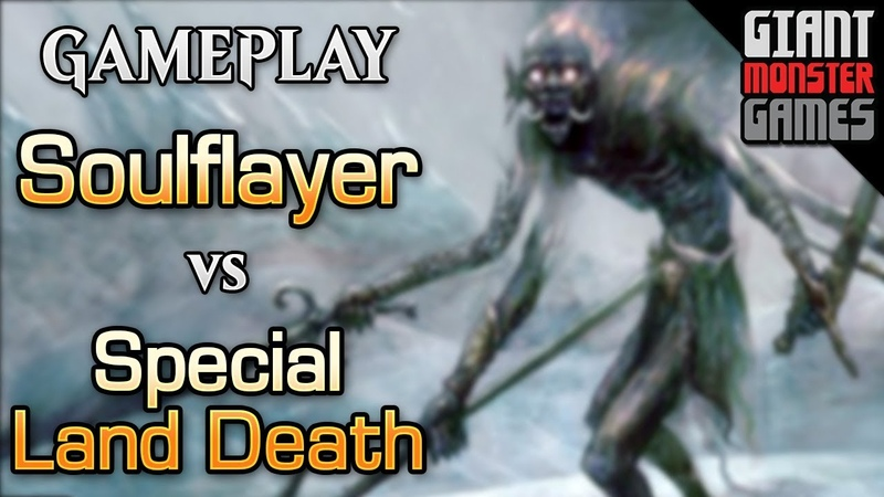 Soulflayer -vs- Scapeshift - MTGO league Gameplay 05