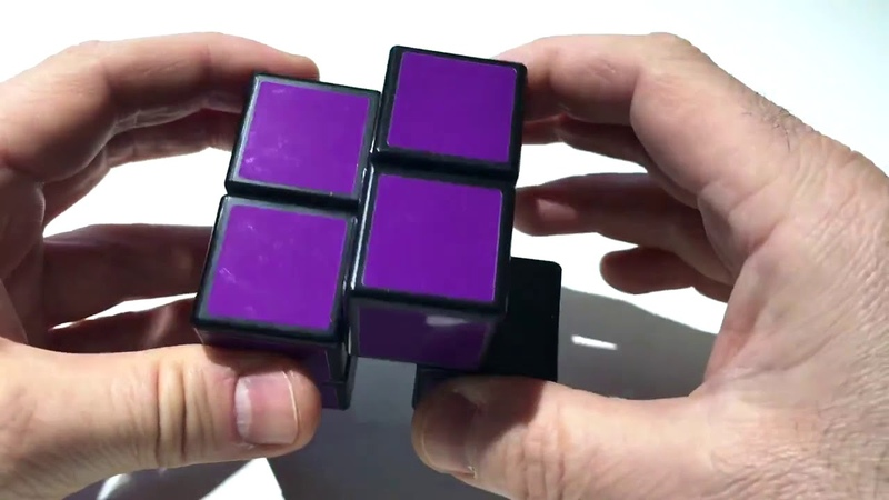 Головоломка МамаКуб (Pocket Cube, Mefferts)
