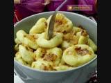 Клёцки с жареным лучком - просто и вкусно - Личный повар
