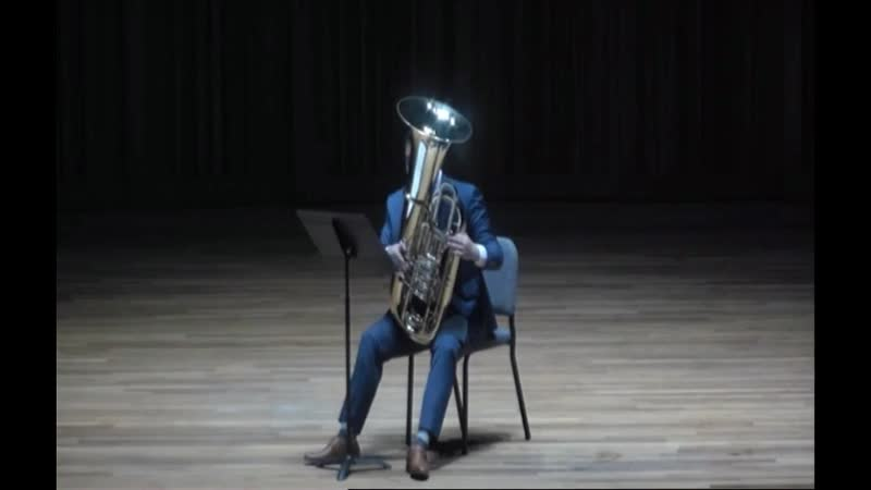 Ngiam Xing Hao - Six-Pack for Solo Tuba (James Meador)