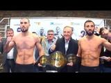 Nuit Des Champions 25: Chinghiz Allazov vs Mohamed Hendouf