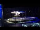 Volocopter flying car at Intel CES 2018 keynote