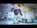 Тренды технологий В Южной Корее был создан промышленный шагающий человекоподобный робот управляющийся оператором изнутри Пр