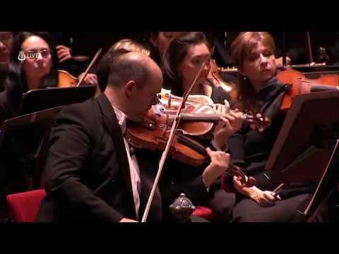 Mahler - Zesde symfonie in a - Finale - Jaap van Zweden, Dallas Symphony Orchestra Hillary Hahn