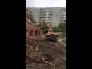 Демонтаж зданий/ОмскСпецТранс