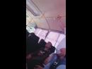 Водила выгоняет женщину из автобуса из-за мороженки