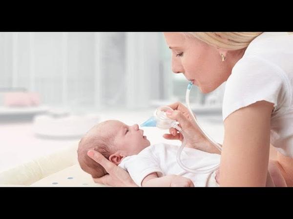 5 Técnicas para limpiar los mocos al bebé