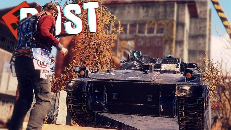 [Ko4a Play] RUST CLASSIC - Уничтожение всей техники на сервере. Рейд богачей. Забрал свой АК. | Ko4a / Коча