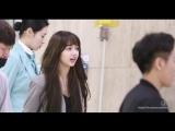180422 BLACKPINK @ Gimpo airport (Seoul, Korea) from Haneda (Tokyo, Japan)