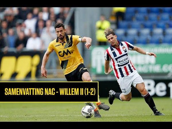 SAMENVATTING | NAC - Willem II (1-2)