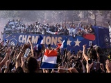 France Champion Celebration His Country World Cup 2018 Champion France France Celebration 2018