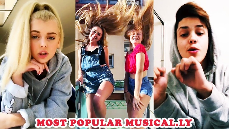 The Most Popular Musical.ly of June 2018 | The Best Musically Compilation