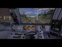 Поездка на ЭД9Т-0025 Валерий Чкалов в Trainz 2012