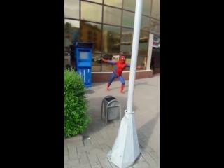 Свой Человек-паук появился в Усть-Каменогорске