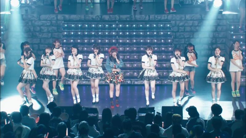NMB48 - Mirai no Tobira @ Yabushita Shu Sotsugyou Concert ~Istumademo Shuu no Egao wo Wasurenai~