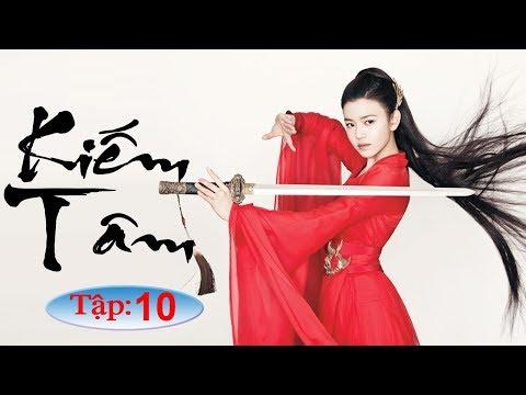 Kiếm Tâm - Tập 10    Phim Kiếm Hiệp Hay Nhất    Variety Music Channel