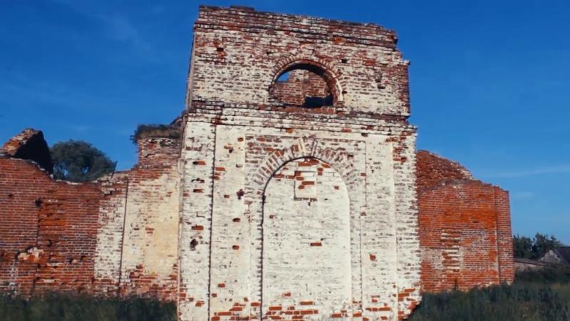Княжево (Нижегородская область) - Церковь Успения Пресвятой Богородицы