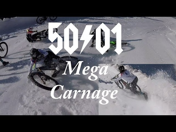 50to01 - 2018 Megavalanche Carnage (Rat and Loose POV Mix up)