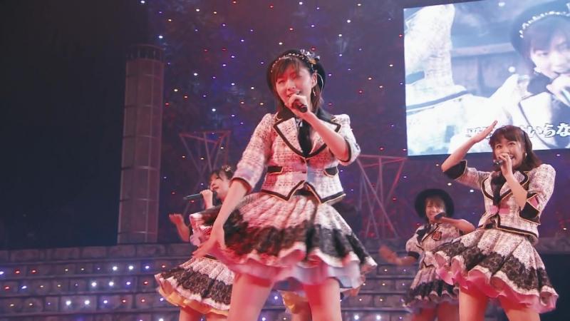 NMB48 - Takane no Ringo @ Yabushita Shu Sotsugyou Concert ~Istumademo Shuu no Egao wo Wasurenai~
