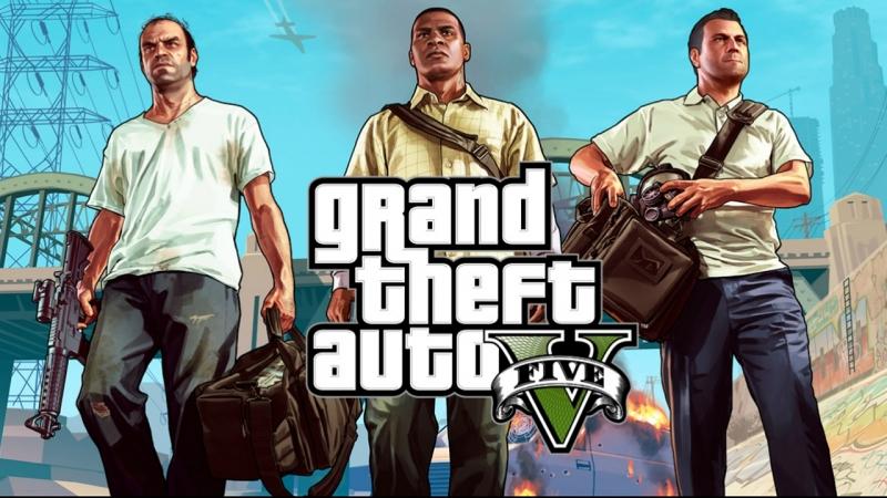 Ох уж эта сюжетка! - Grand Theft Auto V 🔫