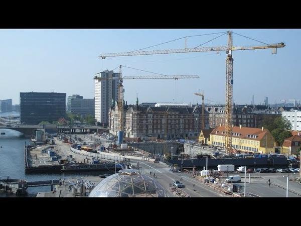 ZÜBLIN A/S - Project BLOX: Progress of Construction III